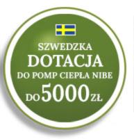 DOTACJA - Pompy Ciepła