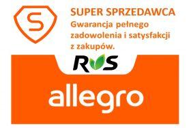 Zostaliśmy na Allegro.pl Super Sprzedawcą
