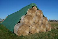 Fliz ochronny na słomę,buraki i ziemniaki pladeka 15,80 x 10,40  m