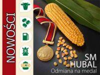 Nasiona kukurydzy HUBAL FAO 240 SAATBAU - ODMIANA NA MEDAL