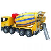 Ciężarówka Scania Betoniarka