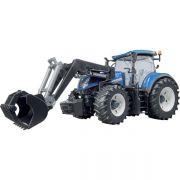 Traktor New Holland T7.315 z ładowaczem
