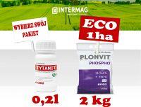 Dokarmianie dolistne kukurydzy INTERMAG Pakiet ECO 1ha (Bez Siarczanu Magnezu )
