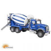 Ciężarówka Mack betoniarka