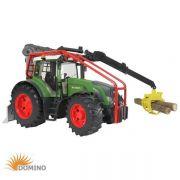 Traktor Fendt 936 Vario z HDS do prac leśnych