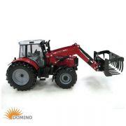 Traktor Massey Ferguson 6430 z ładowaczem