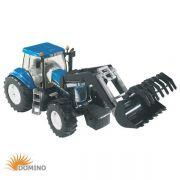 Traktor New Holland T8040 z ładowaczem