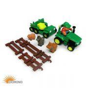 Zabawka Tomy John Deere zestaw mała farma