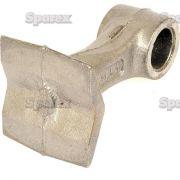 Hammer Hammer Nóż bijakowy, Szerokość: 38mm, Szerokość: 60mm.