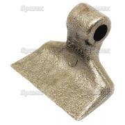 Hammer Hammer Nóż bijakowy, Szerokość: 40mm, Szerokość: 120mm.