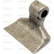 Hammer Hammer Nóż bijakowy, Szerokość: 43mm, Szerokość: 64mm.