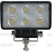 Lampa robocza LED, 1380 Lumenów