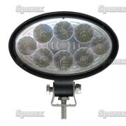 Lampa robocza LED, 1800 Lumenów
