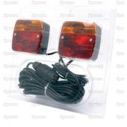 Oprawa Oświetlen - Mocowana na magnes, Długość Kabla: 12M, Max. przedłużenie: 4M.