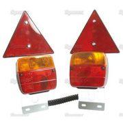 Oprawa Oświetlen - Mocowana na magnes, Długość Kabla: 6.5M, Max. przedłużenie: 1.5M.