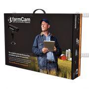 System monitorowania FARMCAM z monitorem i kamerą