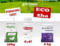 Dokarmianie dolistne kukurydzy INTERMAG Pakiet ECO+ 2ha