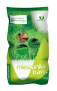 Nasiona Trawa Mieszanka łąkowa na torfy 10kg Wieloletnia