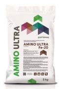 AMINO ULTRA Fe 20 1kg Nawóz organiczno-mineralny żelaza INTERMAG