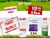 Dokarmianie dolistne Traw INTERMAG Pakiet VIP 1ha