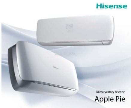 Klimatyzator HISENSE Mini Apple Pie 5,0kW