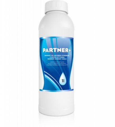 Partner +  5l  Adiuwant do łącznego stosowania z cieczą użytkową środków ochrony roślin  NOWOŚĆ