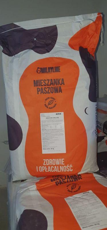 Mleko zastępcze dla cięląt Milkyline ULTRA LEN  20 kg