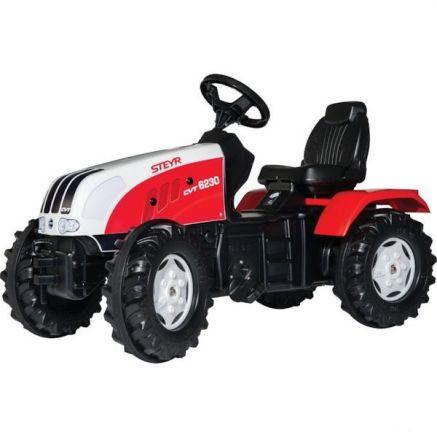 Traktor RollyFarmtrac Steyr CVT 6225