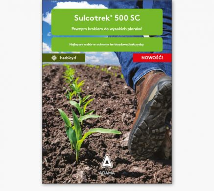Sulcotrek 500 SC 5l Środek chwastobójczy po wschodowy