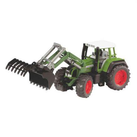 Traktor Fendt 926 Vario z ładowaczem