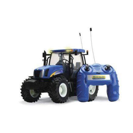 Traktor zdalnie sterowany Big Farm New Holland T6070