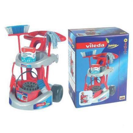 Wózek do sprzątania z akcesoriami Vileda