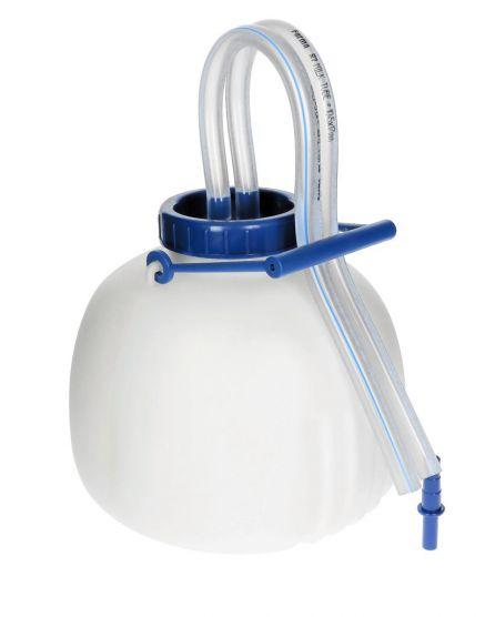 Separator mleka, 8 l  ćwiartkowego dojenia
