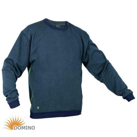 Bluza zwykła GWB zielono-granatowa, roz. L