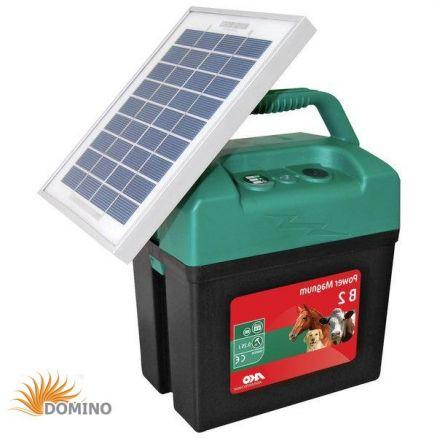 Elektryzator uniwersalny Power Magnum B2 z panelem słonecznym