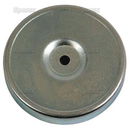 Nośnik uchwyt magnetyczny do lamp