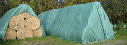 Fliz ochronny na słomę,buraki i ziemniaki pladeka 9,80 x 12,50 m