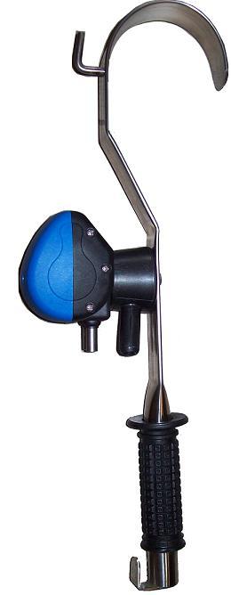 Wieszak aparatu udojowego z adapterem i pulsatorem