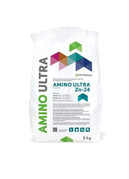 AMINO ULTRA Zn 24 1kg Nawóz organiczno-mineralny